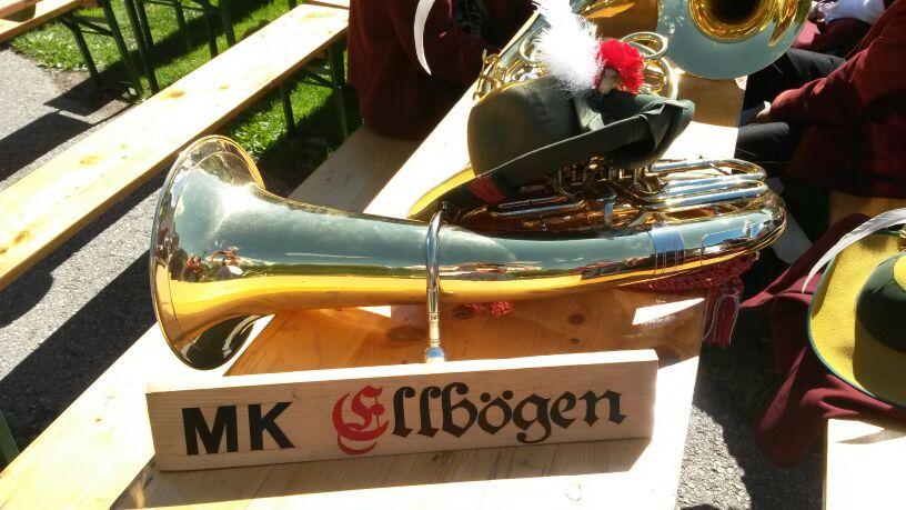 Bezirksmusikfest Gries 2014