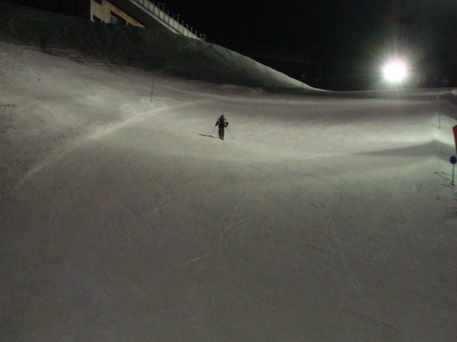 Nachtschifahren 2012