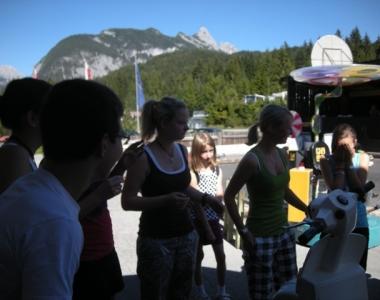 Jungmusikerausflug 2011