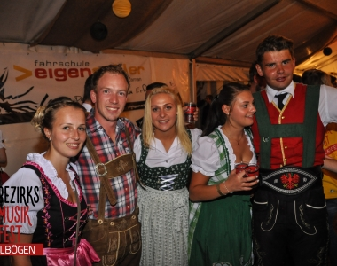 Bezirksmusikfest 2017 – Freitag