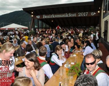 Bezirksmusikfest 2017 – Sonntag